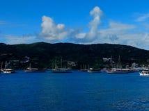Pier Arraial tun Cabo - Brasilien lizenzfreie stockbilder