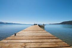 Free Pier At Lake Tahoe Stock Photo - 8948590