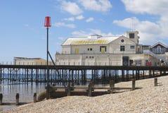 Pier bei Bognor Regis. Sussex. Großbritannien Stockfotos
