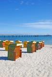 Pier of Binz on ruegen island Royalty Free Stock Photography