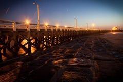 Pier Stock Image