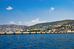 The Pier And Bodrum Stock Photos