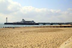 Pier, Bournemouth, Dorset. Stock Photos