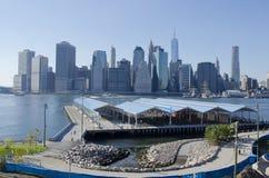 Pier 2 Brooklyn Bridge Park Royalty Free Stock Photos