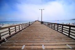 Pier in California Stock Photography