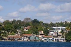 Pier, Cienfuegos Bay, Cuba Stock Photography