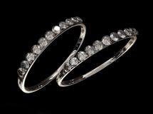 pierścienie Obraz Royalty Free