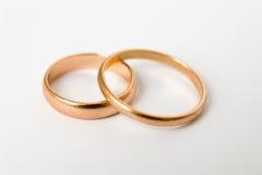 pierścienie Obraz Stock