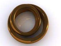 pierścienie Obrazy Stock