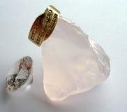 pierścienie diamenty Zdjęcie Royalty Free