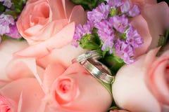 pierścionek Fotografia Stock