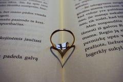 pierścionek Zdjęcia Stock