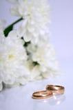 pierścionków target1424_1_ Zdjęcie Royalty Free