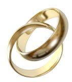 pierścionków target1428_1_ royalty ilustracja