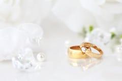 pierścionków target2339_1_ Fotografia Royalty Free