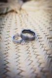 pierścionków target604_1_ Zdjęcia Royalty Free