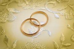 pierścionków target681_1_ Obraz Royalty Free