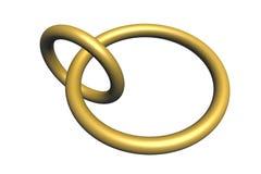 pierścionki Zdjęcie Stock