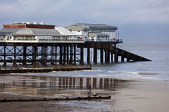 Pier at Cromer - Norfolk Coast - England Stock Photos