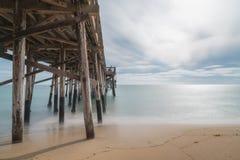 Pier Dreams Lizenzfreies Stockfoto