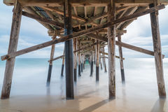 Pier Dreams Lizenzfreie Stockbilder