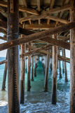 Pier Dreams stockbilder