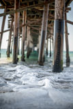 Pier Dreams stockfoto
