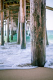Pier Dreams Immagine Stock