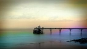 Pier of dreams Stock Photography