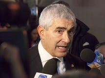 Pier Ferdinando Casini Royalty Free Stock Photos