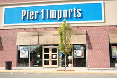 Pier 1 Imports Royalty Free Stock Image