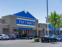 Pier 1 Imports Stock Images