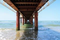 Pier Italy Photo stock
