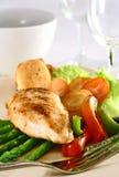 pierś kurczaka Zdjęcia Stock