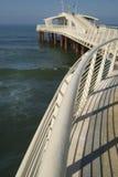 Pier Lido di Camaiore Lizenzfreies Stockfoto