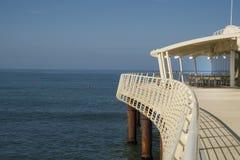 Pier Lido di Camaiore Royalty Free Stock Photography