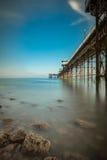 Pier at Llandudno, North Wales Stock Images