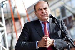PIER LUIGI BERSANI Stock Image