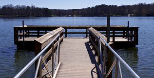 The Pier on MIL stock photography
