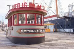 Pier 16 Royalty Free Stock Images