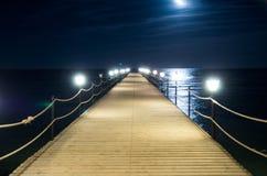 Pier Royalty Free Stock Image