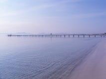 pier oceanu zdjęcie royalty free