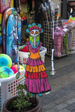 PIER : OCT. 4 2016: The stores are getting ready for the Halween stock photography