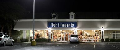 Pier One Imports Images stock