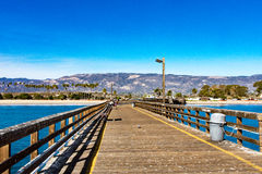 Pier Royalty Free Stock Photography