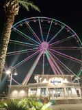 Pier Park SkyWheel royalty free stock images