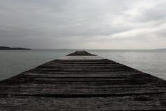 Pier Perspective photo libre de droits