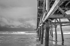 Pier Perspective Stock Photos