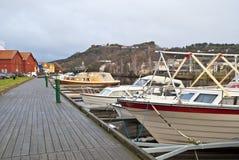 Pier promenade Royalty Free Stock Photos