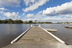 Pier Queensland Royalty Free Stock Image